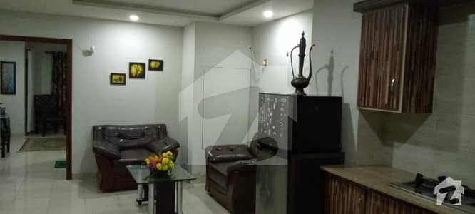One Bed Fully Furnished Apartment For Rent In Bahria Town Rawalpindi