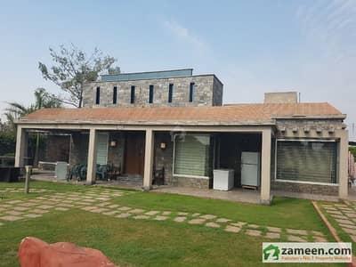 9 Kanal Beautiful Farm House For Sale In Karbat Bedian Road Lahore