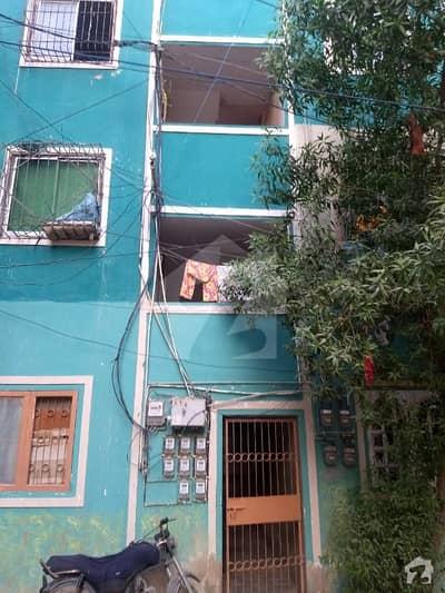 414  Square Feet Flat Ideally Situated In Korangi