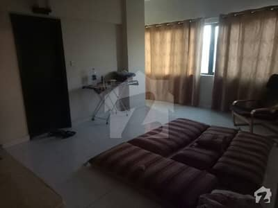 4 Bed Dd Road Facing Flat Available For Sale At Main Shahra E Qauideen