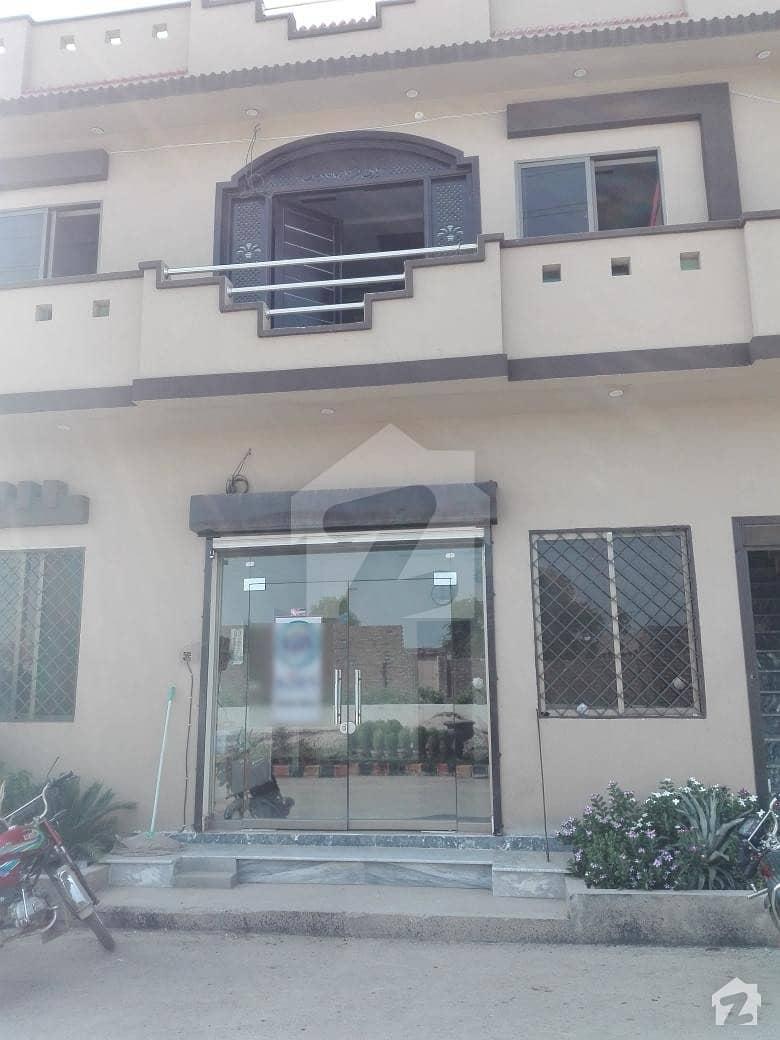 کرن ویلی فیصل آباد میں 3 مرلہ مکان 35 لاکھ میں برائے فروخت۔