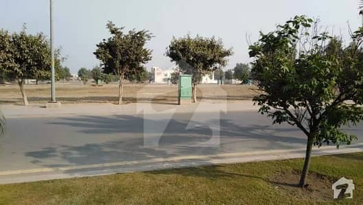 10 Marla Open Form Plot For Sale On Easy Installment Plan