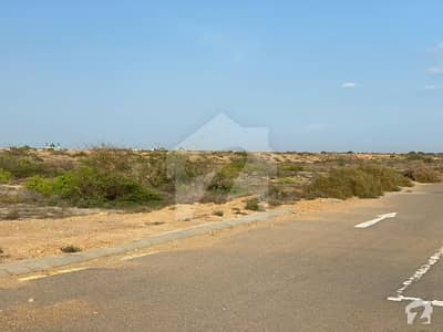 Dha Defence Commercial Plot Sized 200  Square Yd Is Available
