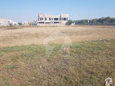 Dha Phase  6 Block K  1 Kanal Residential Plot For Sale Facing Golf Course Club House 5 Star Hotel Next To Corner 150 Feet Road Ideal Location Plot For Sale