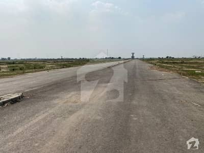 F Block 10 Marla Good Location Plot For Sale In DHA Phase 9 Prism Lahore
