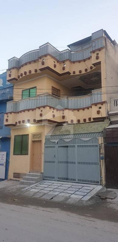 5 Marla House At Hayatabad Phase 1 Near Super Market Peshawar