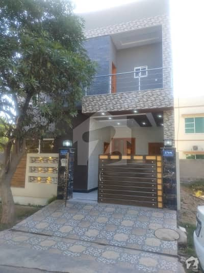 Brand New 5 Marla Vip House On A Great Location