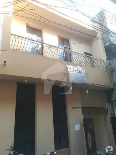 4 Marla 1.5 Storey House For Sale In Nadeem Park Gulshan Ravi Block A