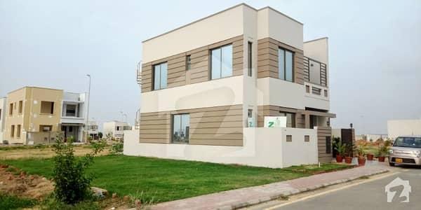 4 Bedroom House On Easy Installment In Precinct 15 Bahria Town Karachi