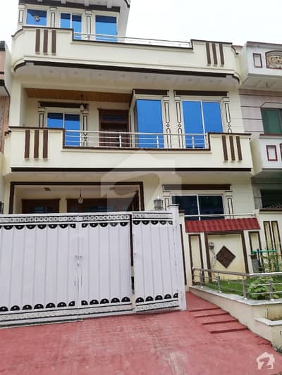 25x40 Brand New Double Storey Luxury House For Sale In G13 Islamabad