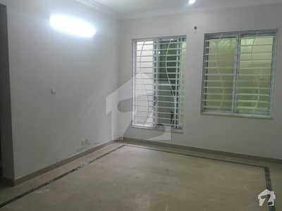 D-12 35x70 Basement For Rent