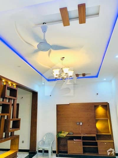 10 Marla Independent Lower Portion Available For Rent In Pak Arab Housing Society