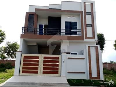 5 Marla House Up For Sale In Jeewan City Housing Scheme