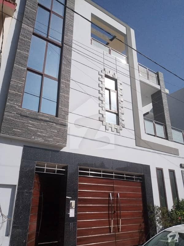 ایم بی سی ایچ ایس ۔ مخدوم بلاول سوسائٹی کورنگی کراچی میں 6 کمروں کا 10 مرلہ مکان 4.15 کروڑ میں برائے فروخت۔