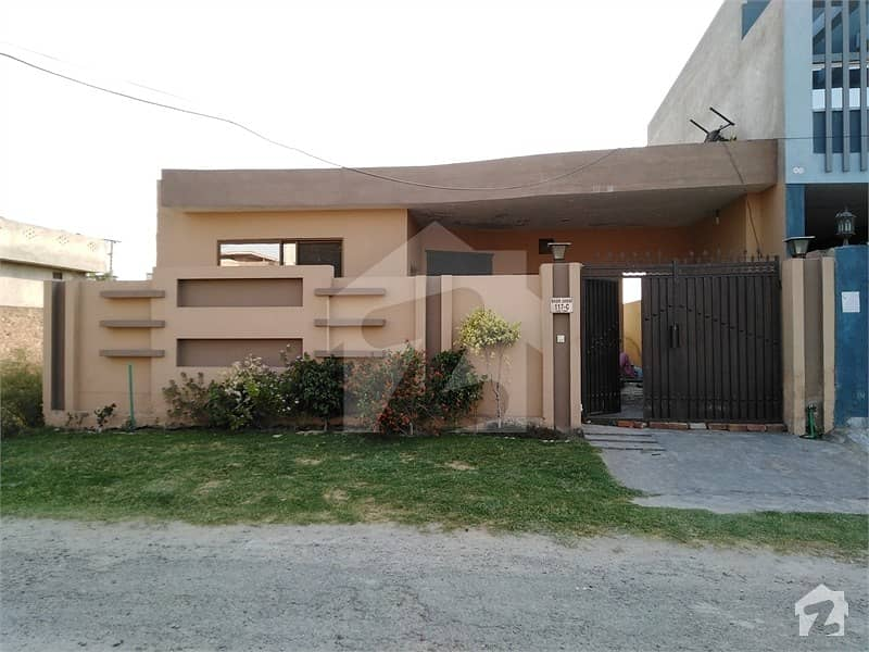 Centrally Located House In Elite Town Is Available For Sale