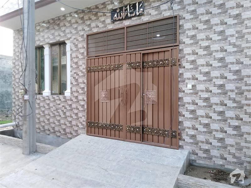 5 Marla House Available For Sale In Elite Town