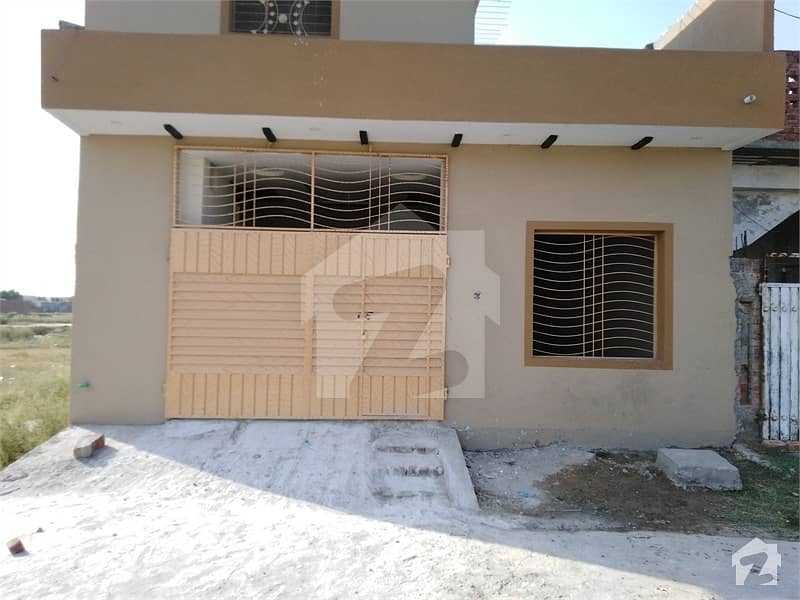 Perfect 5 Marla House In Elite Town For Sale