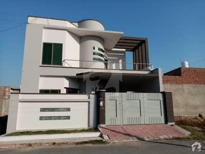 10 Marla House For Sale In Beautiful New Jeewan City