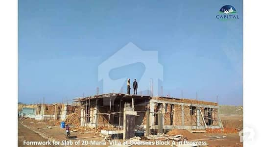 5 Marla Overseas 4 Bed Villa Capital Smart City