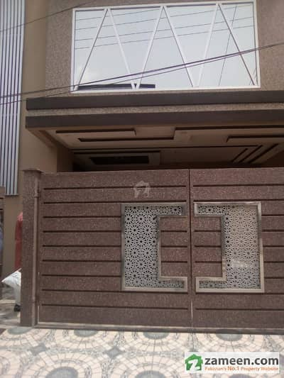 10 Marla Double Story House Available For Sale