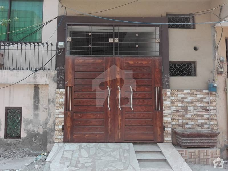 3 Marla House Is Available For Sale In Harbanspura