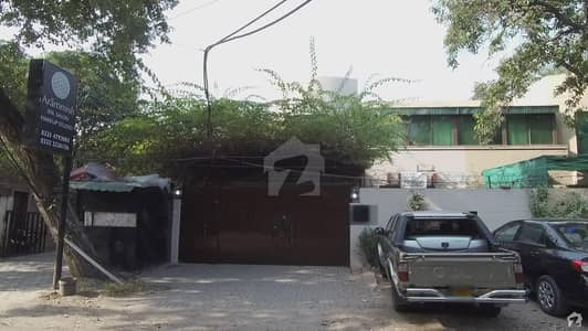 Gulberg 10 Marla Commercial Paid House For Rent On Prime Location