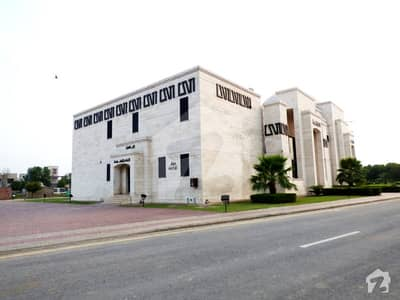 10 Marla Residential Plot For Sale In Overseas B Block Bahria Town Lahore