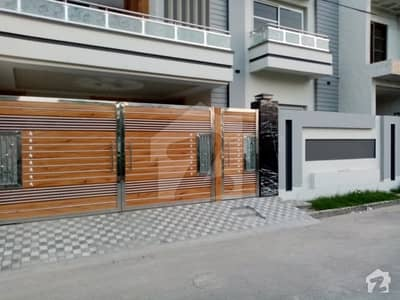 10 Marla House Is Available In Jeewan City Housing Scheme