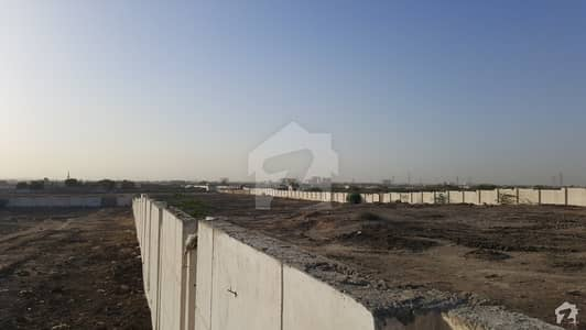 West Open 240 Sq Yards Plot Is Available For Sale In Faridi Niazi Society