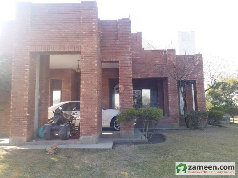 8 Kanal Farmhouse For Rent Thethar Bedian Road Lahore