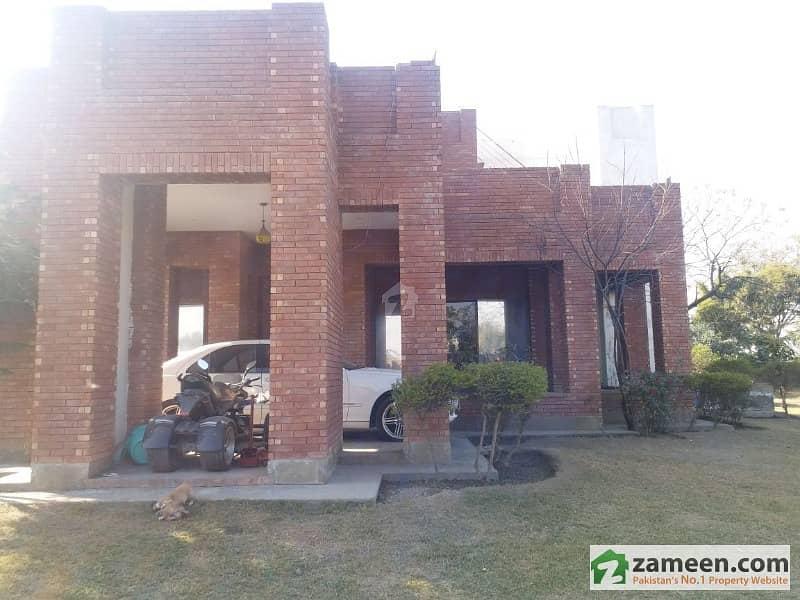 8 Kanal Farmhouse For Rent Thethar Bedian Road Lahore