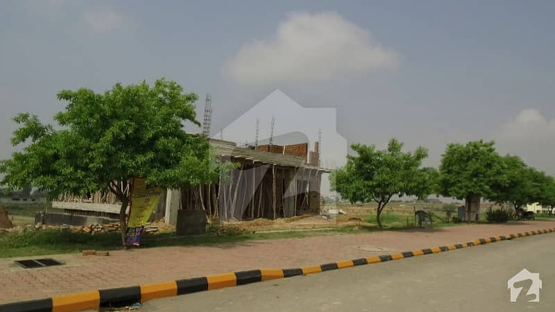 10 Marla Plot File For Sale In Gulberg Islamabad In Best Price