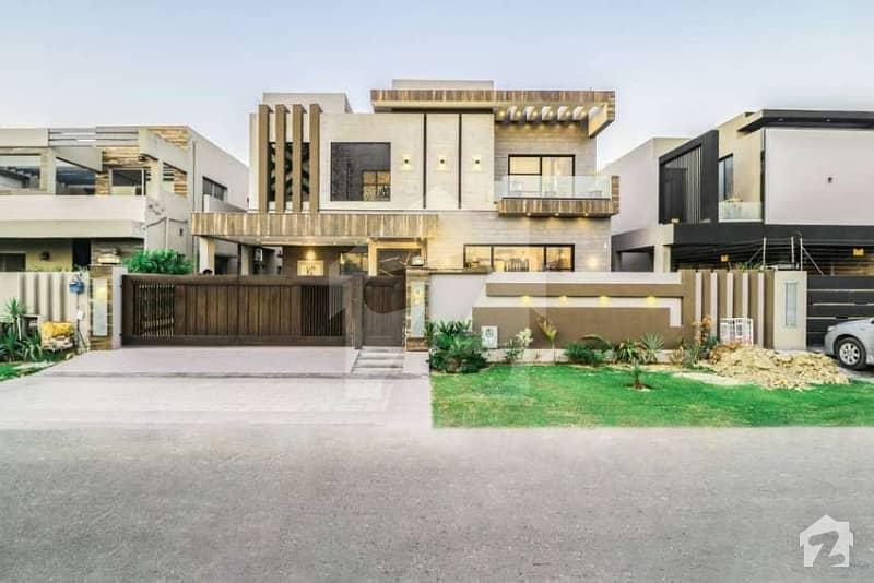 ڈی ایچ اے فیز 6 ڈیفنس (ڈی ایچ اے) لاہور میں 5 کمروں کا 1 کنال مکان 4.45 کروڑ میں برائے فروخت۔