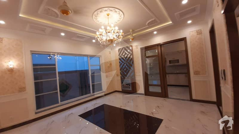 Defence 10 Marla Brand New Facing Park Bungalow Ideal Location Reasonable Price