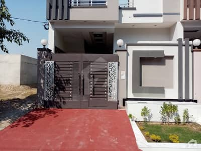 House In Royal Palm City Sahiwal Sized 5 Marla Is Available