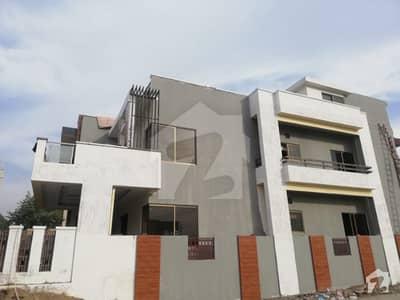 14 Marla Beautiful Brand New Corner House In Cda Sector Zaraaj Housing Society For Sale