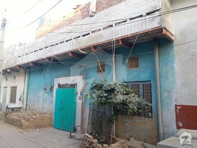 House Of 1125  Square Feet For Sale On Jhang Road