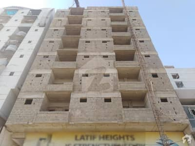 1300  Square Feet Flat In Central North Nazimabad For Sale