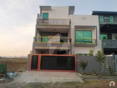 8 Marla Brand New House For Sale In D17 In Islamabad