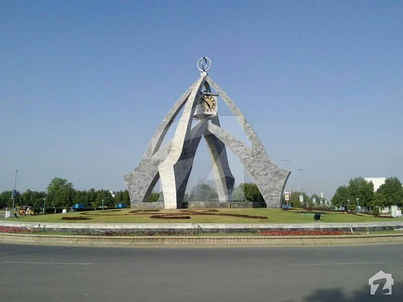 Bahria Town 5 Marla Plot File Up For Sale