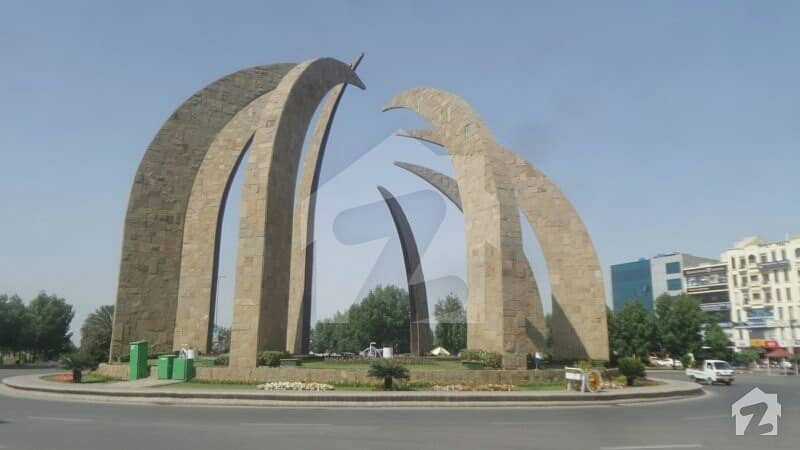 10 Marla Plot File Is Available For Sale In Bahria Town