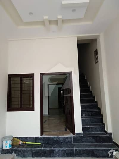 Brand New 1 Bedroom Tv Lounge Kitchen Open Space Ground Portion For Rent In Gulberg Ll Near Main Market