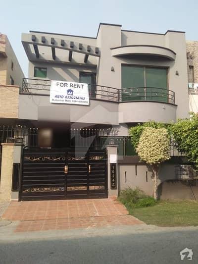 Abid Associates Presents 5 Marla House Available For Rent