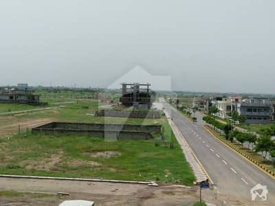 In Shalimar Town 10 Marla Residential Plot For Sale