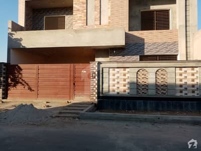 10 Marla House Ideally Situated In Royal Palm City Sahiwal