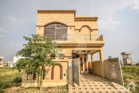 5 Marla Brand New Luxury Modern Design Bungalow For Sale