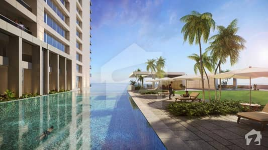 Apartment For Booking In Emaar Crescent Bay Location DHA Phase VIII Extension