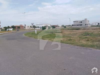 8 Marla Plot For Sale In Dha Phase 9 Town Block C