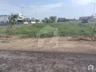 5 Marla Plot For Sale In Dha Phase 6 Block E Extension