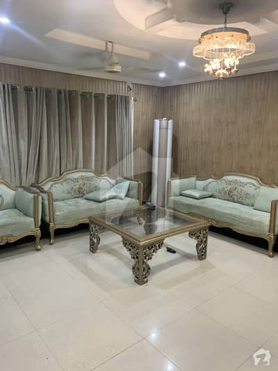 Fully Furnished House Is Available For Rent